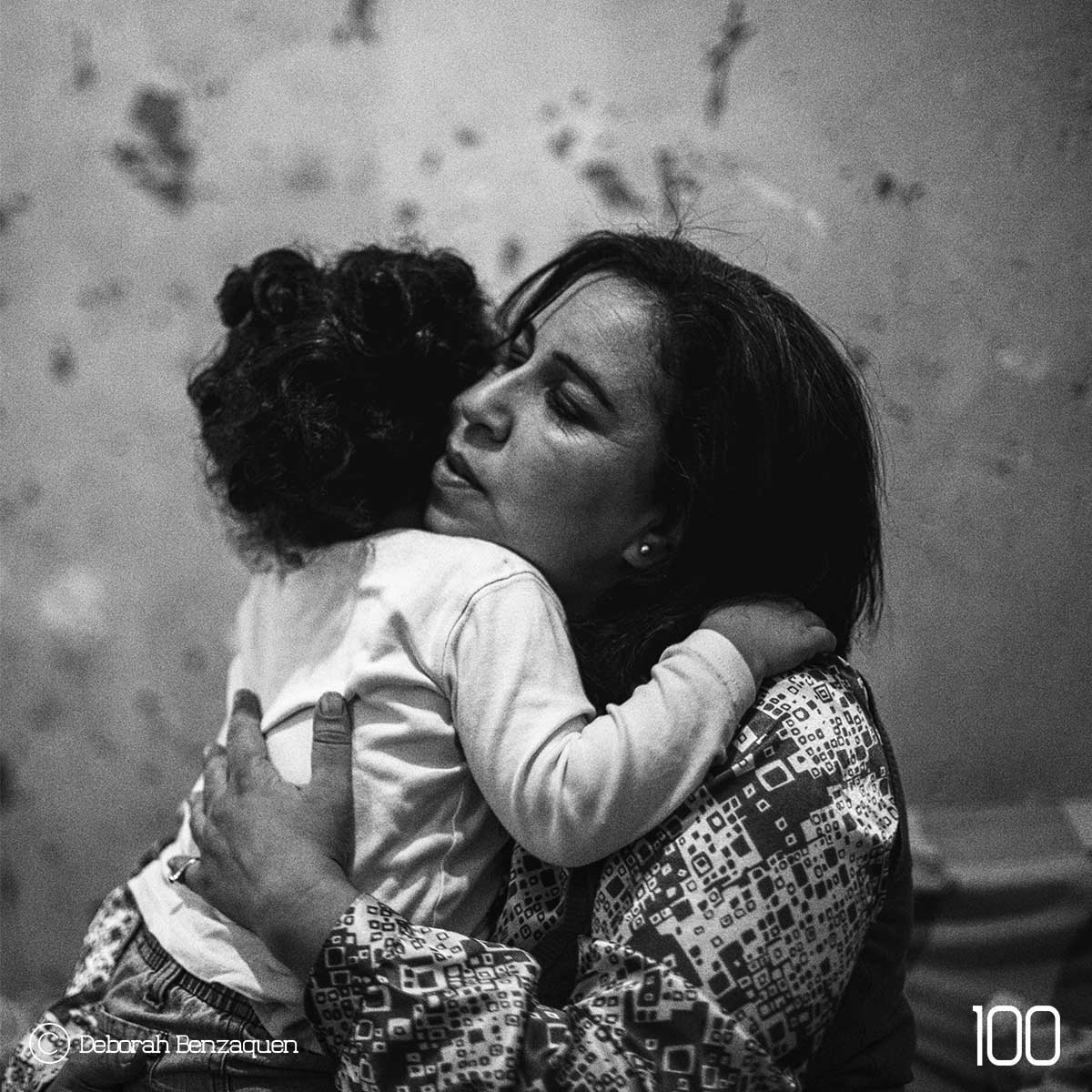 Majda EZ-OUHRI & her daughter