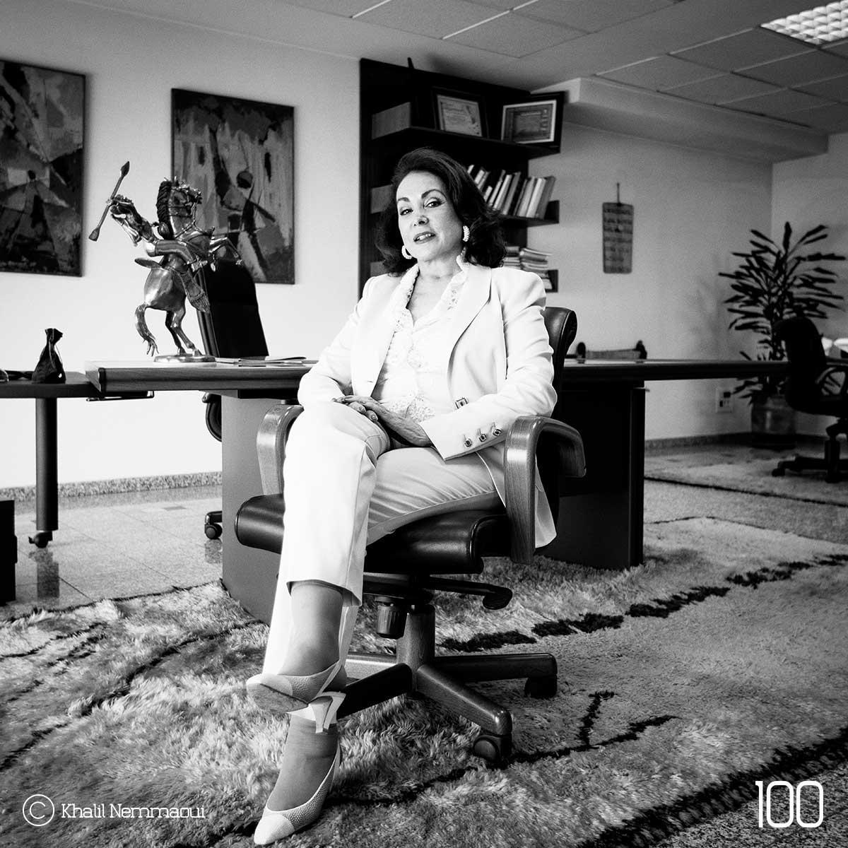 Dr Leïla  MEZIAN-BENJELLOUN