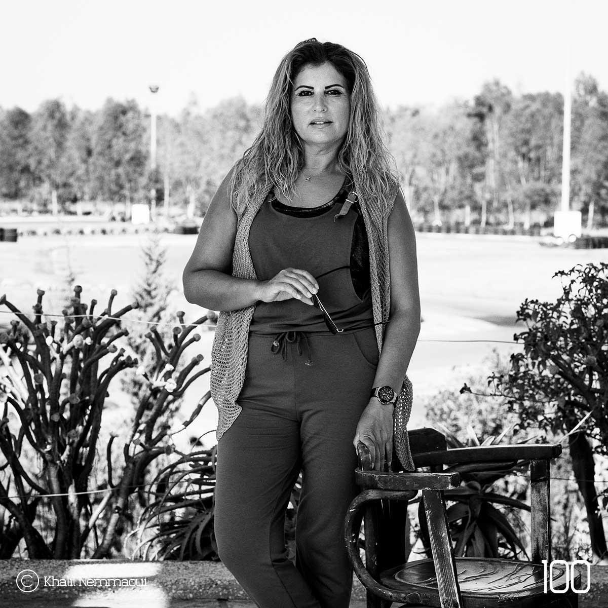 Samira BOUHASSOUNE-BENNANI