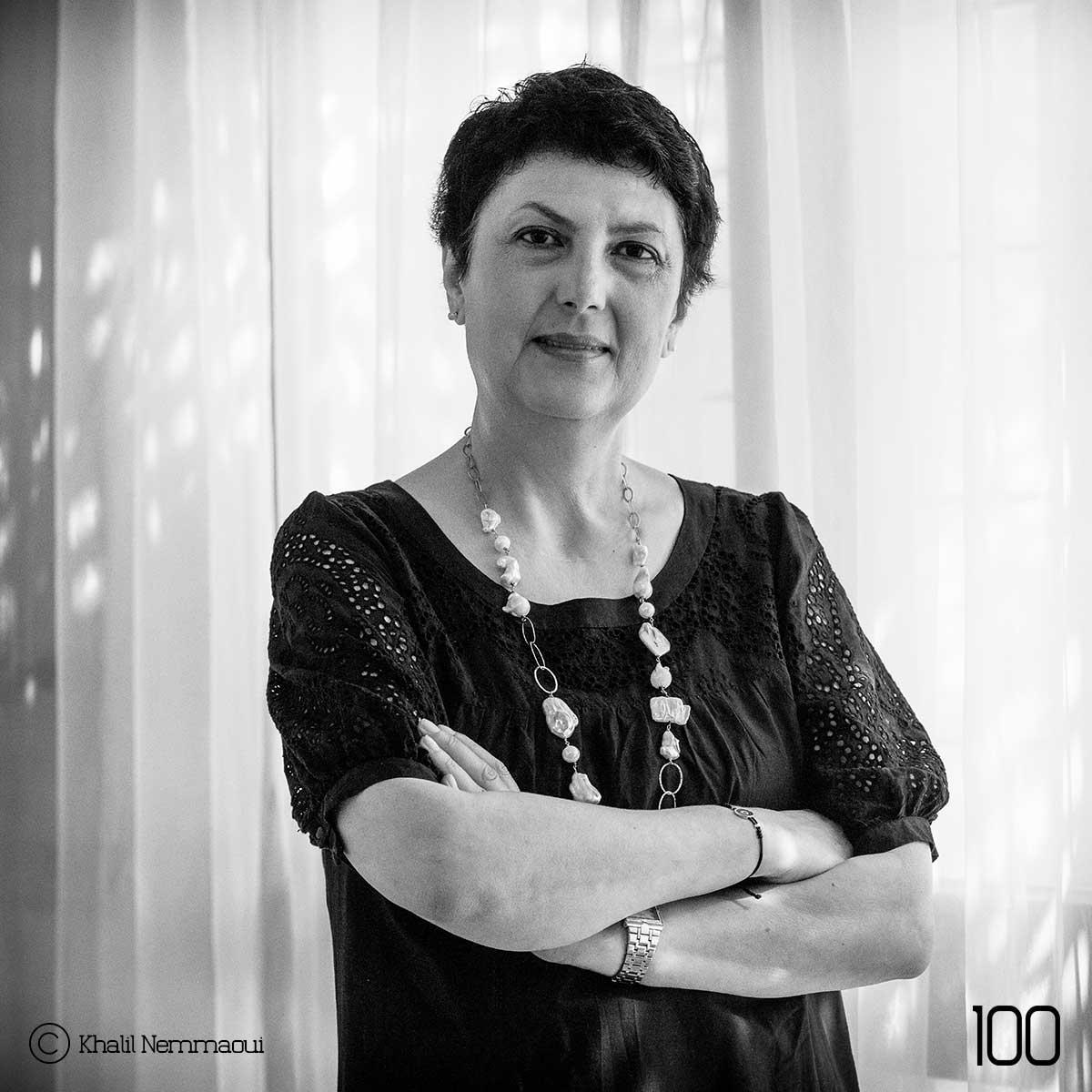 Samira EL FAZAZI