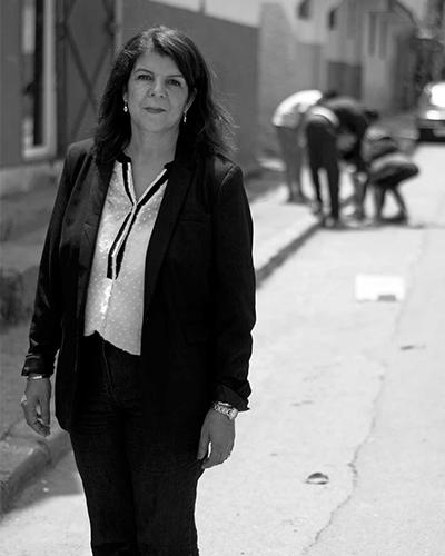 Latifa BOUCHOUA